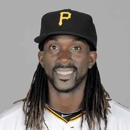 Pirates OF Andrew McCutchen.