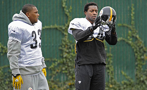 On The Steelers: Two running backs could be ticket for success
