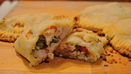 Turkey Hand Pies.