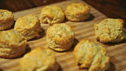 Coming Sunday: Mini Buttermilk Biscuits.