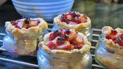 Coming Sunday: Pear-Cranberry-Ginger Cutie Pies.