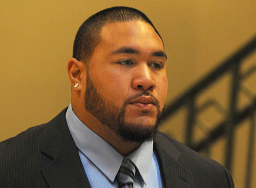 Steelers rookie lineman Ta'amu waives preliminary hearing