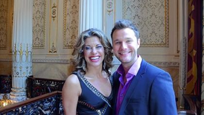 "Western Pennsylvania natives Rachelle Rak and Matthew Hydzik were announced as co-stars of ""Flashdance - The Musical"" in a splashy launch for media Nov. 9 at Heinz Hall. The world-premiere tour runs Jan. 1-6, 2013."