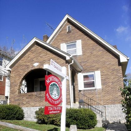 Home at 1509 Wareman Ave., Brookline, whch is on the market for $139,900.
