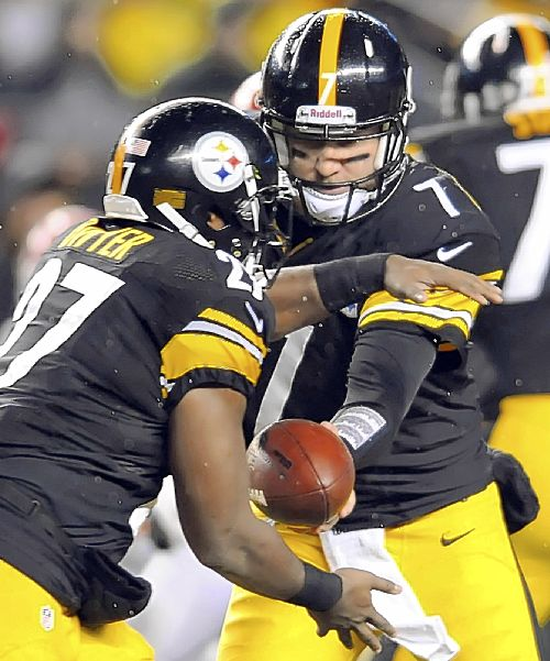 Upon Further Review: Steelers
