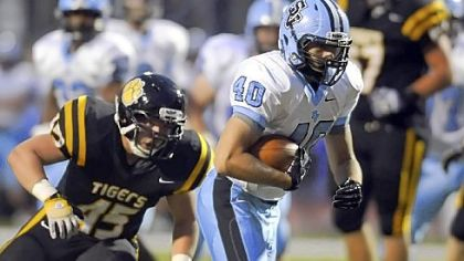 R.J. McCauley is a two-way standout for Seneca Valley at tight end and linebacker.