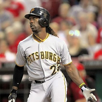 Pirates outfielder Andrew McCutchen is a National League MVP finalist. The award will be announced at 6 p.m. Thursday on MLB Network.