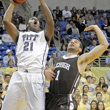"Pitt's Lamar Patterson is averaging 2.7 points per game, last among coach Jamie Dixon's 10-player rotation, but he's not sweating it. ""It's still early,"" he said."