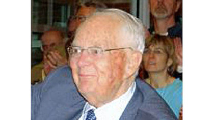 "H. Campbell ""Cal"" Stuckeman in 2007"