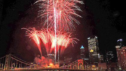 Pittsburgh's Light Up Night is a classic holiday spectacle and here's how your can share your own favorite photos.
