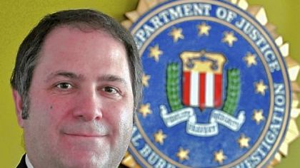 FBI Supervisory Special Agent Thomas Grasso was honored for his work bringing industry stakeholders to the table.