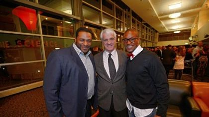 Jerome Bettis, Dick Hoak and Willie Parker.