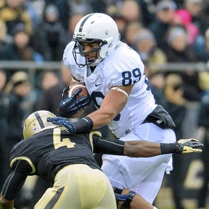 If not for his mother, Garry Gilliam might never have made it to Penn State.