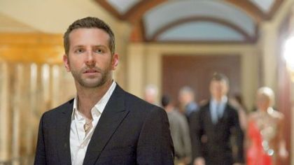 "Bradley Cooper stars as a Philadelphia substitute teacher in ""Silver Linings Playbook,"" one of four movies opening today."
