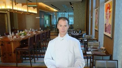 Jason Dalling is the new executive chef of Habitat, in the Fairmont, Downtown.