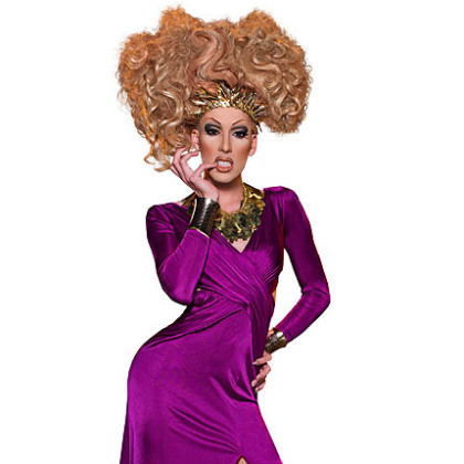 Pittsburgh drag queen Alaska will compete on &quot;RuPaul&#039;s Drag Race&quot; Season 5.