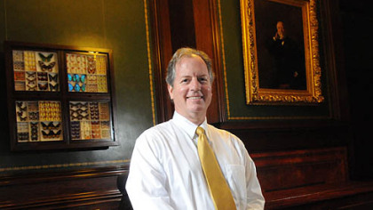 John Wetenhall will conclude his 17-month stint as president of the Carnegie Museums during a trustees meeting Thursday. Former president David Hillenbrand will return in January as interim president.