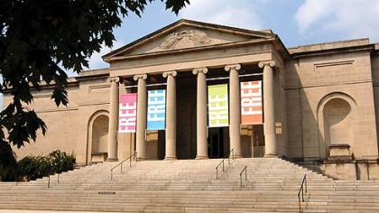 The Baltimore Museum of Art has the world's largest holding of paintings by Henri Matisse.