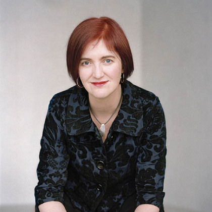 "Emma Donoghue, author of ""Astray."""