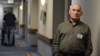 Alan Romatowski was diagnosed with Alzheimer's disease in 2007. Now he spends four days each week at Concordia Adult Day Services in Cabot, Butler County.