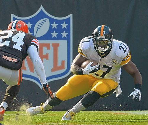 Steelers' depth chart changes have Dwyer starting, Wallace uncl…