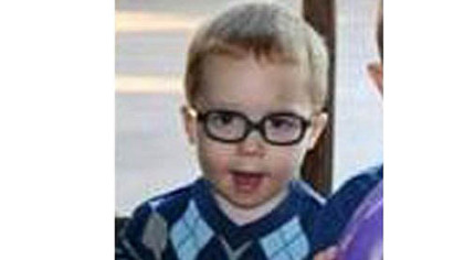 Maddox Derkosh, 2, of Whitehall.
