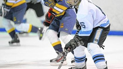 Luke Reed, an assistant captain, was one of Seneca Valley&#039;s top three scorers last season.
