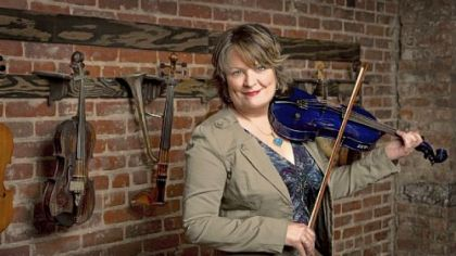 Eileen Ivers & Immigrant Soul combine their talents Saturday for a Celtic-infused Christmas concert at the Byham Theater