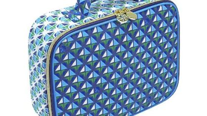 Tory Burch for Target   Neiman Marcus holiday collection lunch box, $19.99.