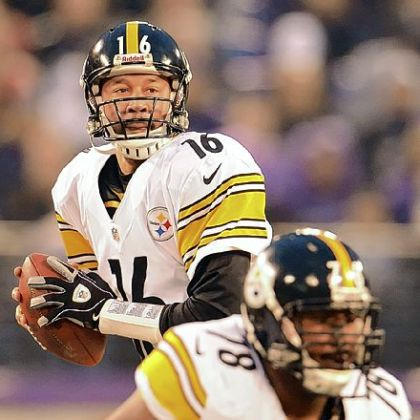Charlie Batch helped the Steelers beat the Ravens to improve to 7-5. The last time they were 7-5 was 2005, when they won the Super Bowl for the fifth time.