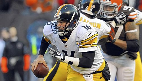 Tomlin: Batch starter for now, but Roethlisberger a possibility