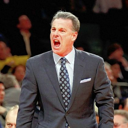 Coach Jamie Dixon is an old hand at the Duquesne-Pitt rivalry.