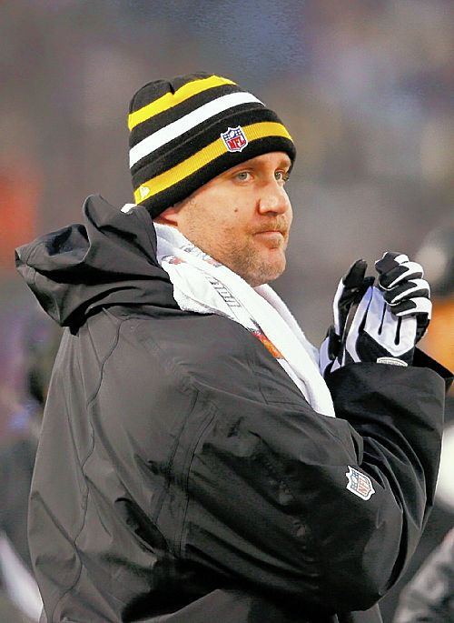 Ben Roethlisberger on track to start