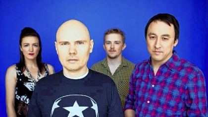 "Smashing Pumpkins frontman Billy Corgan made use of some old influences for the group's new album ""Oceania."""