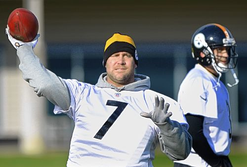 Roethlisberger has good practice, appears ready to return