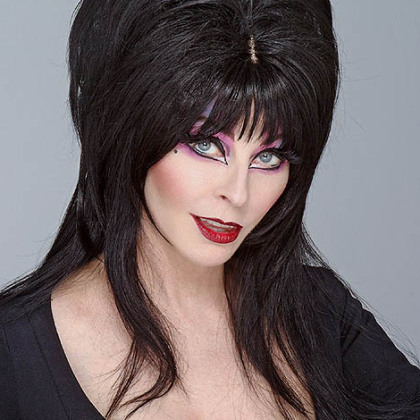 Cassandra Peterson, aka Elvira, will be at the Steel City Con this weekend at the Monroeville Convention Center.