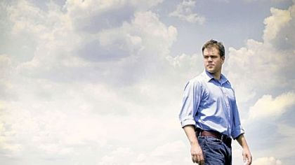 "Matt Damon stars as Steve Butker in Gus Van Sant's ""Promised Land,"" a Focus Features release."