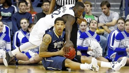 Pitt&#039;s Cameron Wright is averaging 4.6 points and 1.9 rebounds per game despite playing the second-fewest minutes on the team.