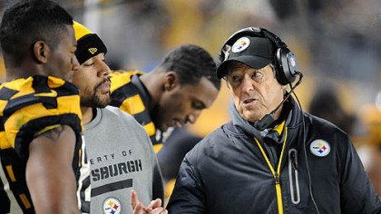 Defensive coordinator Dick Lebeau has found a way to put the Steelers on track to again lead the NFL in pass defense.