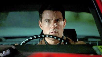 Tom Cruise in &quot;Jack Reacher&quot;: Really, you can make a Pittsburgh Left.
