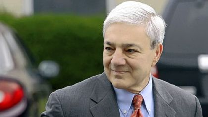 Former Penn State president Graham Spanier