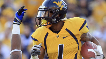 West Virginia wide receiver Tavon Austin is one of four finalists for the Paul Hornung Award, given to the most versatile player in college football.