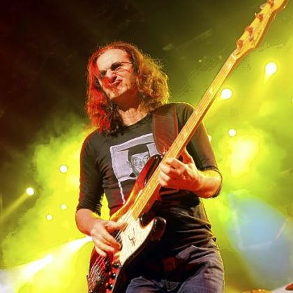 Geddy Lee and the rest of Rush performed at Consol Energy Center in September.