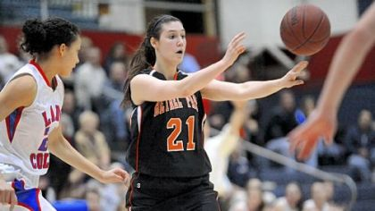 "In her third season as a starter, Megan Marecic is Bethel Park's ""go-to"" player."