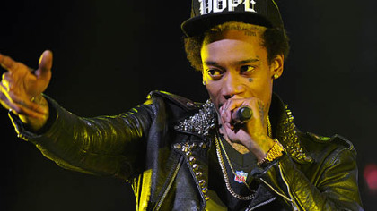 Wiz Khalifa in concert Wednesday at Consol Energy Center.