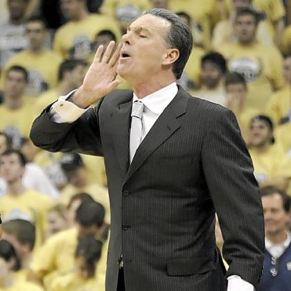 "Pitt coach Jamie Dixon on the Big East: ""Ten years later, I think it worked. I think it worked better than what maybe they thought. Football schools were getting value out of the basketball-only schools and the basketball-only schools were getting value out of the football schools."""