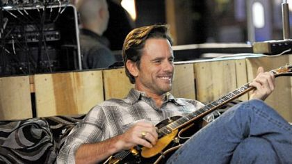 "Charles Esten, a native of Carnegie, portrays musician Deacon on ABC's ""Nashville."""