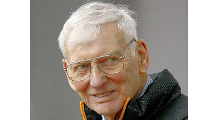 Dan Rooney, chairman emeritus of the Pittsburgh Steelers.