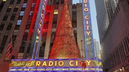 The Radio City Christmas Spectacular will be performed  through Dec. 30, sometimes five times a day. For tickets, visit musichall-ny.com.