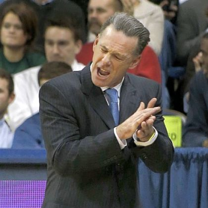 Pitt men&#039;s basketball coach Jamie Dixon applauds his team in the second half Saturday against Bethune-Cookman.
